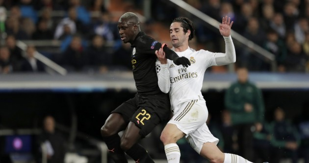 As it happened: Real Madrid v Man City, Champions League