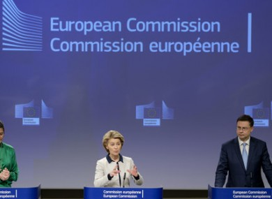 All eyes will be on a meeting of EU finance ministers on Monday.