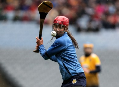 Ciara Jackman made vital saves for Waterford today.