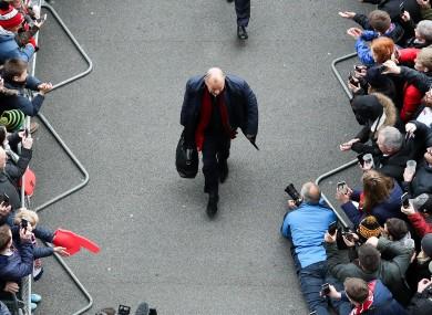 Will he stay or walk away? Jones set for crunch talks