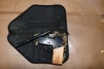 The firearm seized by gardaí.