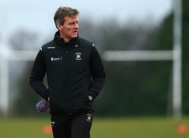 Westmeath manager, Jack Cooney.