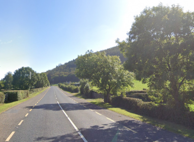 The R639 between Fermory and Rathcormac