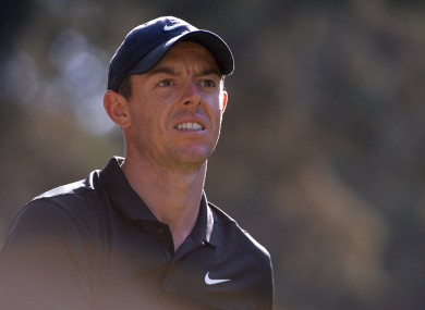 Rory McIlroy says golfers won't have the same ownership of their schedule in the Premier Golf League.