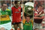 Some of the players who triumphed during the 90s.