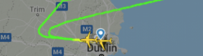 Aer Lingus flight heading to China to pick up protective equipment makes emergency landing after hitting birds