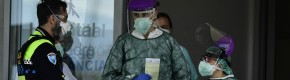 Spain confirms another 812 coronavirus-related deaths in 24 hours, bringing total toll to 7,340