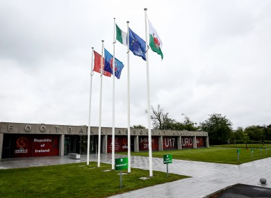 A view of the FAI headquarters.
