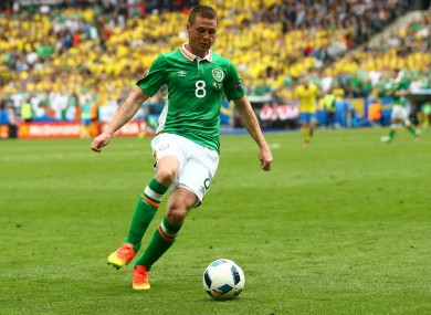 Stephen Kenny wants James McCarthy back in an Ireland shirt.