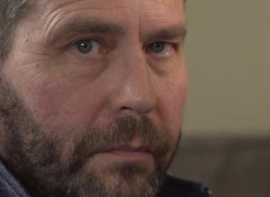 Kevin Lunney on BBC Spotlight last year.