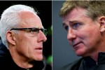 Mick McCarthy and Stephen Kenny.