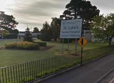 StLuke's General Hospital in Carlow/Kilkenny.