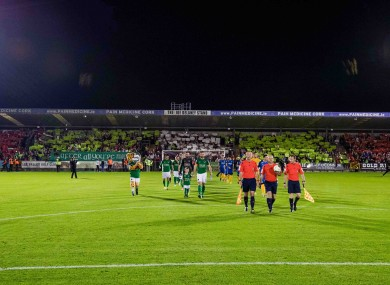Cork City's home ground.