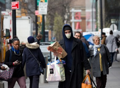 Brooklyn borough of New York: US President Donald Trump said on Friday the Centers for Disease Control and Prevention now recommends that Americans wear cloth face coverings to protect against Covid-19