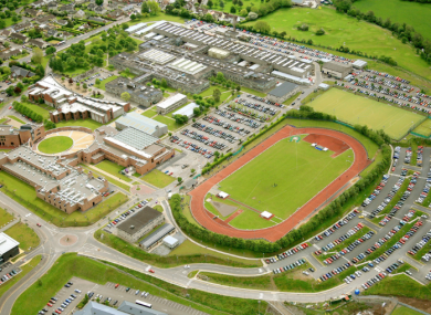 Sporting Facilities at CIT.