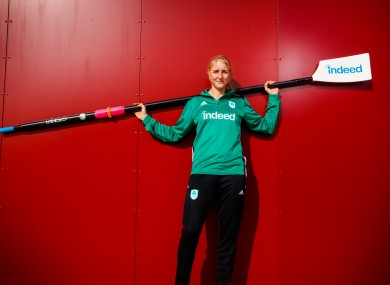 Rower Sanita Puspure is Ireland's brightest Olympic hope.