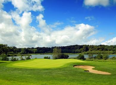 Golf clubs can reopen again on 18 May.