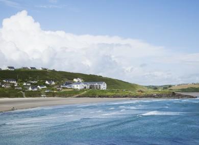 Cork's Inchydoney beach