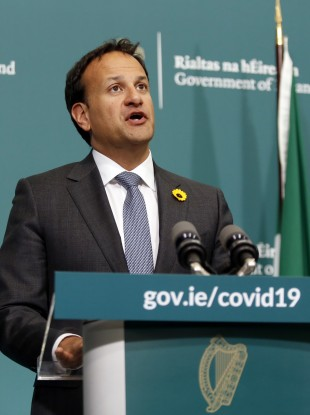 Taoiseach Leo Varadkar (file photo).
