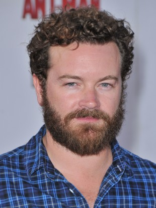 Danny Masterson at a premiere at the Dolby Theatre in Hollywood on 29 June 2015.