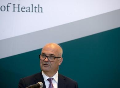 Chief Medical Officer Dr Tony Holohan