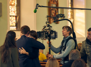 Behind the scenes look at filming of Normal People - much of which was shot in Dublin.