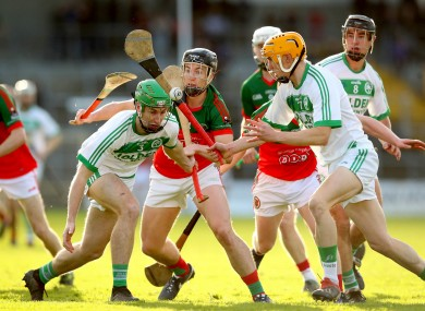Action from the 2019 county final.