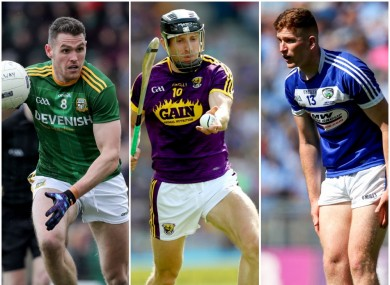Clubs in Meath, Wexford and Laois have all received fixture information.