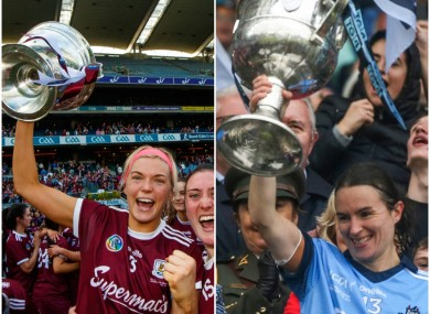 The inter-county camogie and lLadies football championships will commence in October.