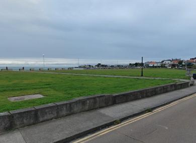 Seafront area, Sandycove, Co Dublin