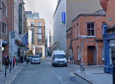 Drury Street (file photo)