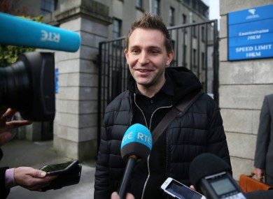 Max Schrems (file photo)