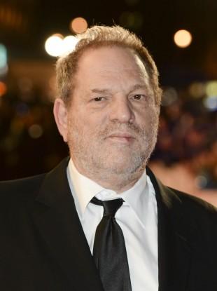 File photo of Harvey Weinstein.