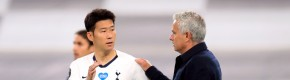 'Nice boys only win the Fair Play Cup' - Mourinho on Lloris and Son half-time row