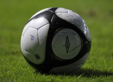The game against FC Drita was scheduled to take place on Tuesday.