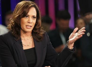 Senator Kamala Harris will become a key part of Joe Biden's campaign.