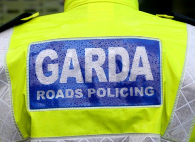 The scene in Rathangan is being preserved by gardaí. (File)
