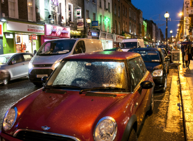 Capel Street in Dublin. (File photo)