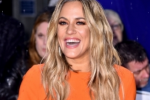 Love Island host Caroline Flack who died in