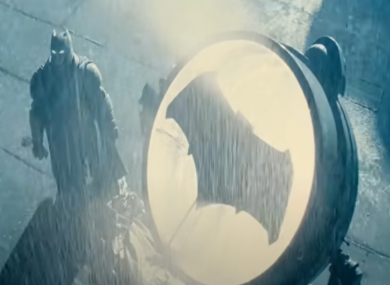 The bat signal would not be allowed under Germany's plans.