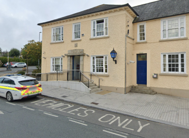 Any witnesses are being asked to contact Gorey Garda Station.