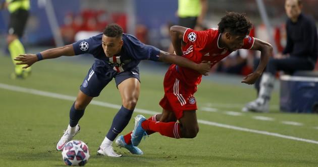 As it happened: PSG v Bayern Munich, Champions League final