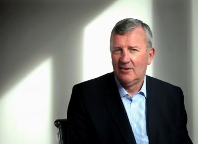 Michael Cawley (file photo)