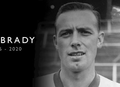 RIP: Pat Brady.