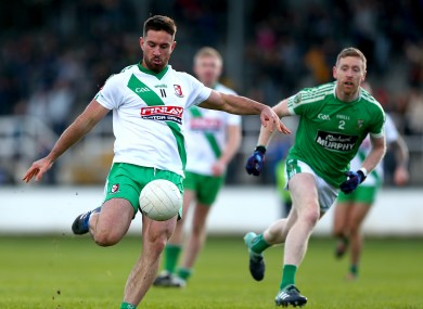 Sarsfields' Ben McCormack [file pic].
