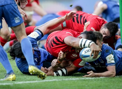 Saracens were the last team to beat Leinster, 16 months ago.