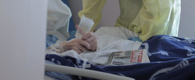 In June RTÉ Investigates aired a two-part programme highlighting the work of staff at St James' Hospital and the severe impact of Covid-19 on the patients they were treating.