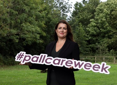 Karen Charnley, Director of the All-Ireland Institute of Hospice and Palliative Care (AIIHPC).