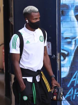 Celtic player Boli Bolingoli.