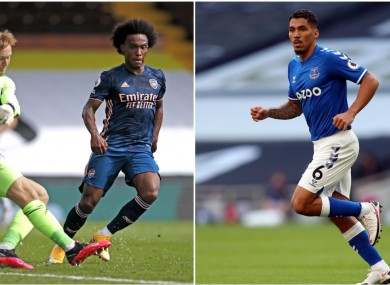 Willian and Allan both impressed this weekend.